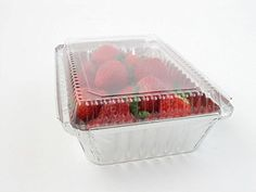Disposable Aluminum 2 1/4 Lb. Oblong Pan with Clear Dome Lid #250P (500)