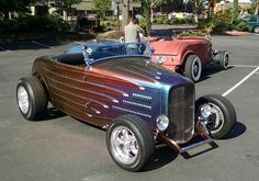 1932 Ford Roadsters - So Cal Speed Shop - Still the King of Hot Rods !