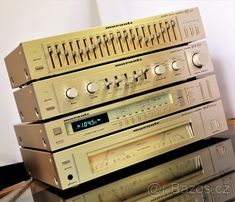 MARANTZ ...hifi '80 ...stereo sestava - 1