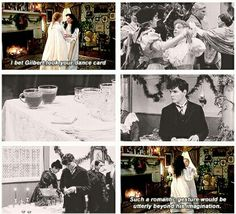 """Anne of Green Gables: """"Such a romantic gesture would be utterly beyond his imagination."""" (gif)"""