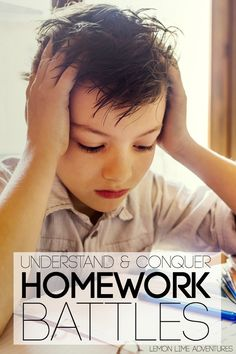 How to End Homework Battles NOW! This is great to give to parents! And also awesome for struggling students in the classroom!