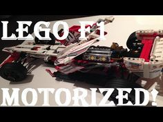 Lego Technic 42000 Grand Prix Racer [Fully Motorized with RC | REVIEW] - YouTube