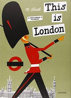 This is London (This is . . .) Miroslav Sasek