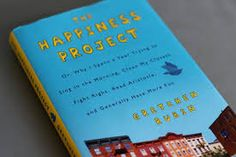 Happiness Project- Gretchen Rubin