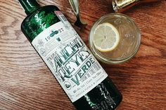 Ancho Reyes Verde is a poblano liqueur, and a perfect addition to margaritas and bloody marys.