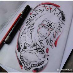 Naruto Sketch Drawing, Naruto Drawings, Anime Sketch, Naruto Shuppuden, Naruto Shippuden Sasuke, Itachi Uchiha, Naruto Tattoo, Anime Tattoos, Naruko Uzumaki