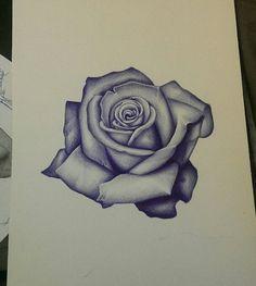 Realism rose,  Artist, Rudy Acosta Instagram @rudyta2