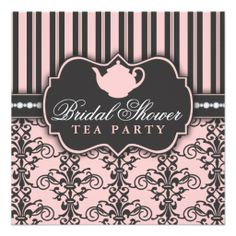 >>>Are you looking for          	Chic Damask & Stripe Bridal Shower Tea Invitation           	Chic Damask & Stripe Bridal Shower Tea Invitation This site is will advise you where to buyDiscount Deals          	Chic Damask & Stripe Bridal Shower Tea Invitation Online Secure Check ou...Cleck Hot Deals >>> http://www.zazzle.com/chic_damask_stripe_bridal_shower_tea_invitation-161966014112796454?rf=238627982471231924&zbar=1&tc=terrest