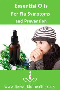 Essential oils for flu. Pure essential oils that help reduce the risk and symptoms of flu and cold. How to treat influenza symptoms naturally Essential Oils Flu, Frankincense Essential Oil, Pure Essential, Flu Symptoms, Influenza Virus, Natural Flu Remedies, Home Remedies, Herbal Remedies
