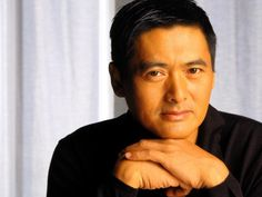 "HUI ""HUGH"" CHEN: Art expert and investigator. (Photo of actor Chow Yun-fat)"