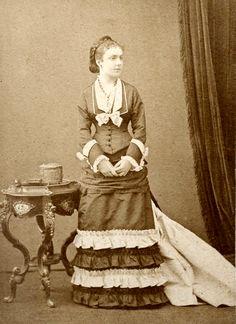 Queen Maria de las Mercedes of Spain