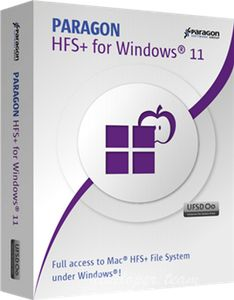 Paragon HFS+ for Windows 11.1.75