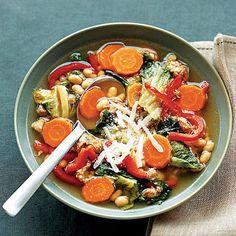 Rainbow Gospel Radio | Chorizo-White Bean Soup