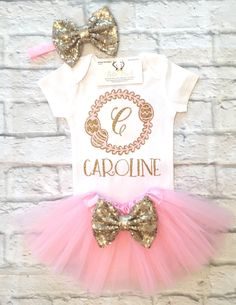 A personal favorite from my Etsy shop https://www.etsy.com/listing/517344817/baby-girl-clothes-easter-bodysuits