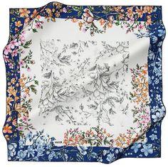 Stylish Printed Silk Scarf - 35% off - Black Friday Sale - Free Shipping Worldwide - Shop Now at www.hijabplanet.com   #freeshipping #blackfridaysale #blackfridaydeals #silkscarf