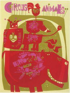 The marvellous David Weidman via Animalarium