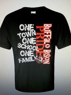 Buffalo Student Council selling 'together' T-shirts ...