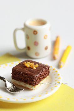 Mini-Shortbread Brownies (+ DIY!)