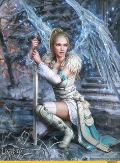 Legend of the Cryptids,Игры,art барышня,красивые картинки,anotherwanderer
