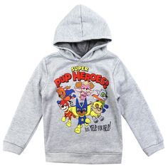 Paw Patrol Toddler Little Boys Ready For Action Pullover Hoodie Sweater - Heather Gray - - Boys' Clothing, Fashion Hoodies & Sweatshirts # Toddler Outfits, Boy Outfits, Nick Jr Paw Patrol, Sweater Hoodie, Pullover, Fleece Hoodie, Boys Hoodies, Sweatshirts, Boys And Girls Clothes