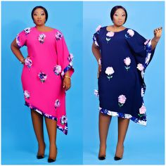 Women's Wear Brand Makioba Releases its Mid-Season Collection 'Efflorescence' African Fashion Ankara, Latest African Fashion Dresses, African Print Fashion, African Men, Short African Dresses, African Print Dresses, Ankara Mode, Ankara Gowns, Costum