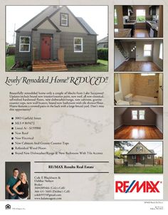 Real Estate now for Sale at $159,900! Come and view this four Bedroom, one Bath, 1337 square foot beautifully remodeled two story home on .15 acre corner lot near Lake Sacajawea located at 3003 Garfield Street, Longview, Washington 98632 in Cowlitz County. The RMLS number is 15487972. It does not have a fireplace but does have a view of the city. It was built in 1932 and the local high school is R. A. Long High. The annual taxes due are $1,204.50. It is not a short sale nor a bank owned…