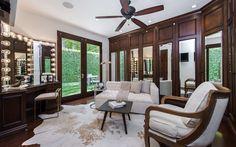 Peek Inside Taraji P. Henson's Mediterranean-Style Home