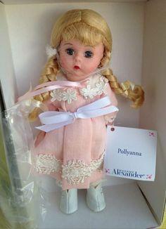 Madame Alexander Doll 25210 Pollyanna