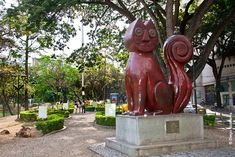 Garden Sculpture, Salsa, Country, Outdoor Decor, Travel, Ideas, World, Colombia, Urban Landscape