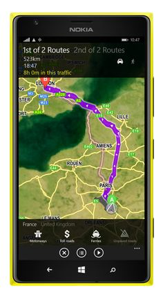 Packed with all the premium navigation features you love, the latest addition to the Sygic Navigation family is the driver's best friend. http://blog.sygic.com/index.php/2015/01/27/sygic-gps-navigation-for-windows-phone-is-here/
