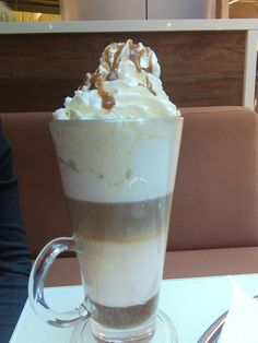 #caramel #latte #jummy