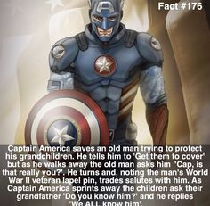 marvel facts aptain America saves an old man try n - marvel Funny Marvel Memes, Marvel Jokes, Dc Memes, Marvel Dc Comics, Marvel Heroes, Marvel Avengers, Triste Disney, Superhero Facts, Superhero Movies