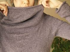 Ravelry: Project Gallery for Engineered Seams pattern by Judy Brien