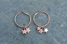 Winter 2014 Ozom earrings with charms.  www.facebook.com/moojste