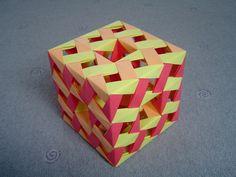 Modular Origami by Michał Kosmulski