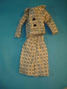 Clone Suit for your Vintage Barbie sized Fashion Doll, PREMIER