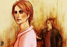 silent hill 2 '' mary and james