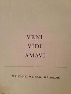 We came. We saw. We loved. #wisdom #affirmations