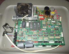 NSM WALL BOX CD COMPL. ASSY.CONTROL UNIT ES-V 206991A/285 & CENTRAL UNIT 216185C #NSM