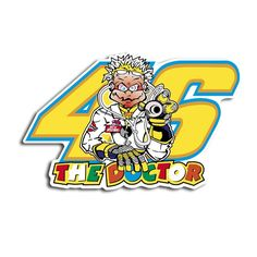 Valentino Rossi The Doctor Logo Widescreen 2 HD Wallpapers