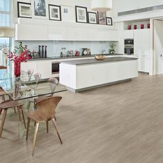 New wood and stone designs unveiled for Karndean LooseLay. Discover the new collection...