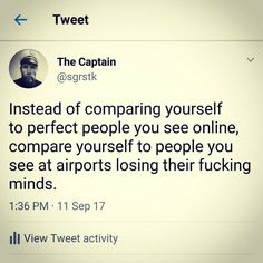 You might think you suck, but at least you're not an airport amateur. #MondayMotivation