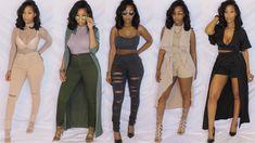 Fashion Nova Lookbook feat. Jord