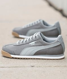 1b85056b32 Puma Waxed Shoe - Men s Shoes in Grey Puma Silver