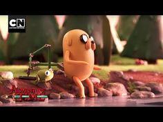 "Behind the Scenes of ""Bad Jubies"" | Adventure Time | Cartoon Network - YouTube"