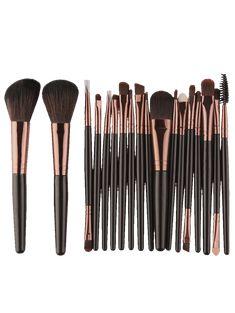 b5b1a6430 18Pcs Face Eye Multipurpose Makeup Brushes Kit