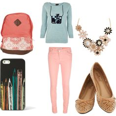 """""""First Day Of School Outfit"""" Add an #Acroball in Cabaret and you're classroom ready!"""