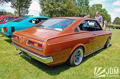 1974 toyota carina coupe