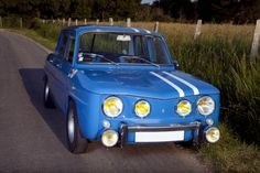 1967 Renault R8Gordini for Sale the Write up on this is amazing!!
