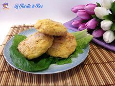 #Polpette di #patate con #scamorza, #ricetta semplice e veloce al #forno! http://blog.giallozafferano.it/lericettedibea/polpette-patate-ricetta-semplice-veloce/